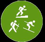 Esportes ao ar livre - Relógio com GPS TomTom Adventurer