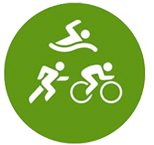 Modo para todos os seus esportes - Relógio com GPS TomTom Adventurer